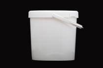 Plastový kbelík  3700 ml